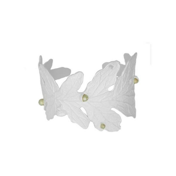 Armbånd - Eik sølv