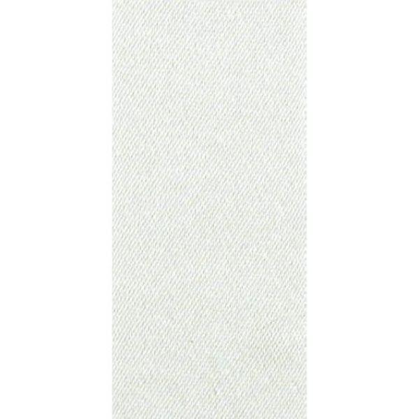 SATENGBÅND 3 MM HVITT 9 M