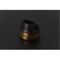 Ring (Forgylt/Oksidert)
