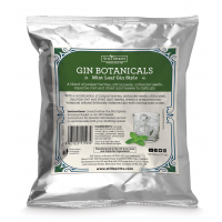 SS Gin Botanicals Mint Leaf Gin