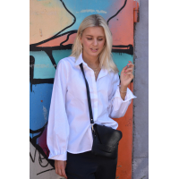 Maud BALLOON SLEEVE SHIRT