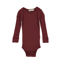 MARMAR - BODY MODAL LS PLAIN WINE