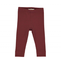 MARMAR - LEGGINGS MODAL WINE