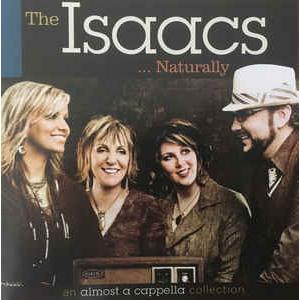 THE ISAACS - CD - NATURALLY