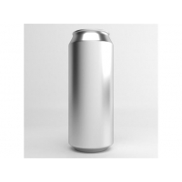 500 ml ølboks - 207 stk - B64 lokk