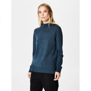 Meroni genser blå