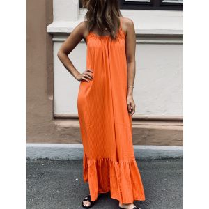 Leora strap dress