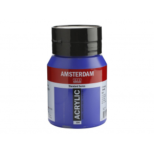 AMSTERDAM STANDARD 500ML - 504 ULTRAMARI
