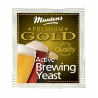 Muntons Premium Gold Yeast (6g)
