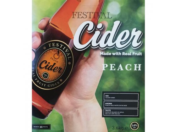 Forrest Fruits Cider - Festival