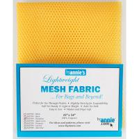 Mesh fabric gul