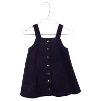 KRUTTER - LAURA DRESS NAVY