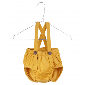 KRUTTER - SVEND ROMPER GOLDEN YELLOW