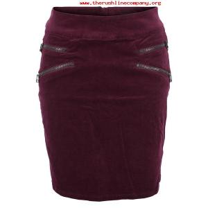 Cordueroy skirt