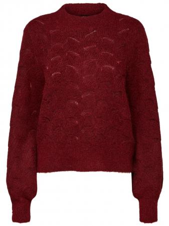 Iva Knit O-Neck
