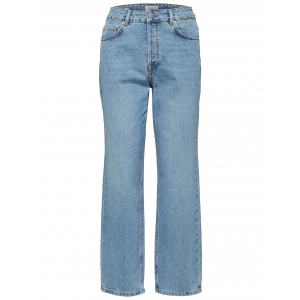 Kate Straight Jeans Mid Blue