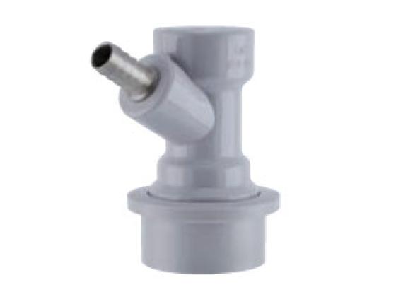 Ball lock Co2-kobling med nippel