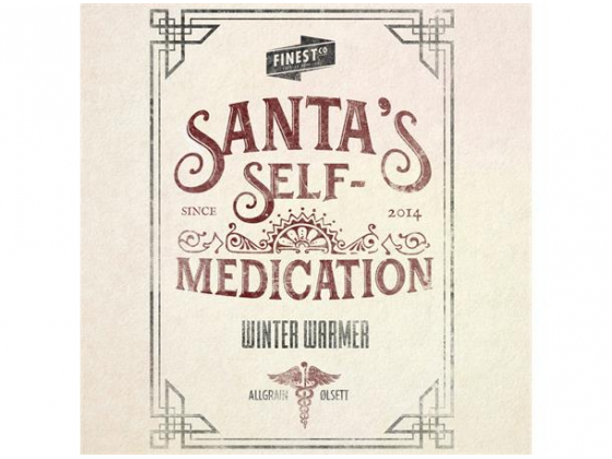 Santa's Self Medication juleøl