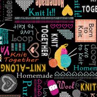 Knit together tekst