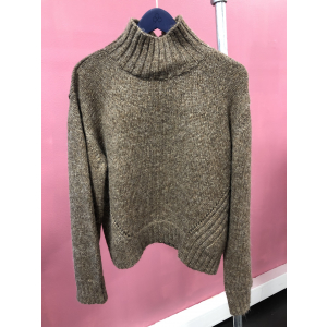Sanka T-Neck Knit