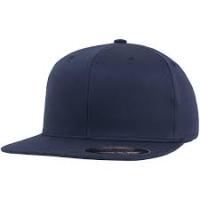 flexfit flat visor navy