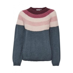 Knit Pullover Long Sleeves