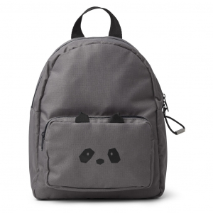 LIEWOOD - ALLAN BACKPACK PANDA STONE GREY
