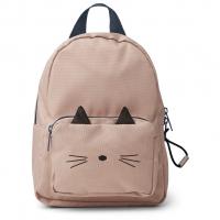 LIEWOOD - SAXO MINI BACKPACK CAT ROSE