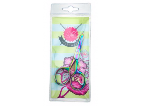 Tula Pink Large Ring Mico Tip Scissors