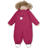 MINI A TURE - WISTI FUR VINTERDRESS CHERRY