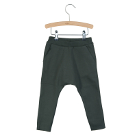 LITTLE HEDONIST - BAGGY PANTS LOU PIRATE BLACK