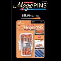 Magic Pins Silk Fine 50pc