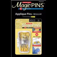 Magic Pins Applique Regular 50pc