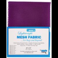 Tahiti Lightweight Mesh Fabric 18x54in