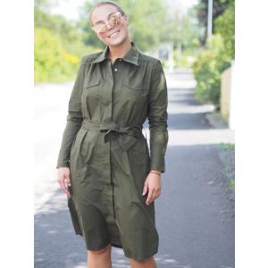 Coriolis Uniform Shirt Dress