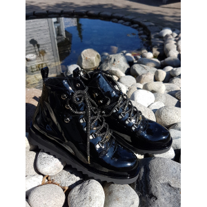 DESIRE LOW - PATENT LEATHER