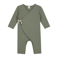 GRAY LABEL - BABY CROSSOVER SUIT MOSS