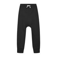GRAY LABEL - BAGGY PANTS NEARLY BLACK