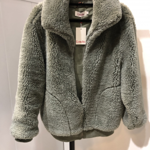 Woody Faux Sheepskin Jacket