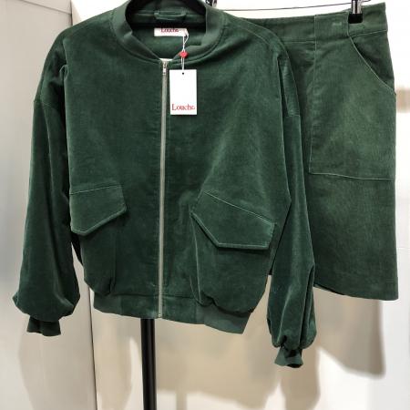 Kris Cord Skirt