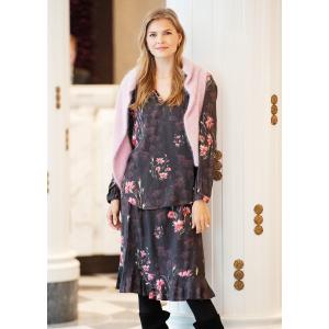 Skirt, blomstret