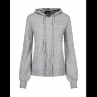 Mille wool hoodie