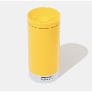Pantone termokopp gul