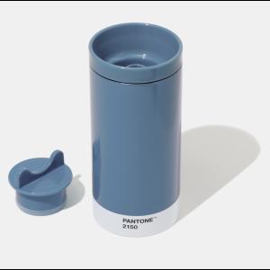 Pantone termokopp blå