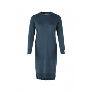 KNITTED DRESS L/S