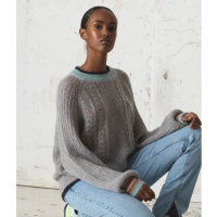 Solid Grace sweater