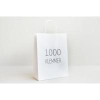 """""""1000 klemmer"""" Gavepose fra Papirkort"""