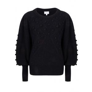 Eloma Bubble Sweater BLK