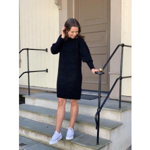 Kylie knit dress - black