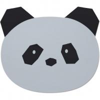 LIEWOOD - SPISEBRIKKE PANDA DUMBO GREY